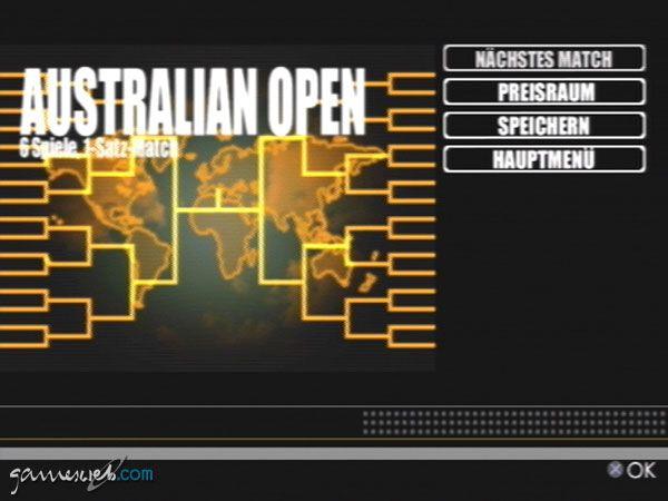 Smash Court Pro Tournament - Screenshots - Bild 4