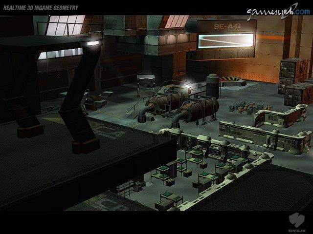 Roughnecks - Concept Art Archiv - Screenshots - Bild 6