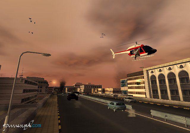 Conflict: Desert Storm  Archiv - Screenshots - Bild 3