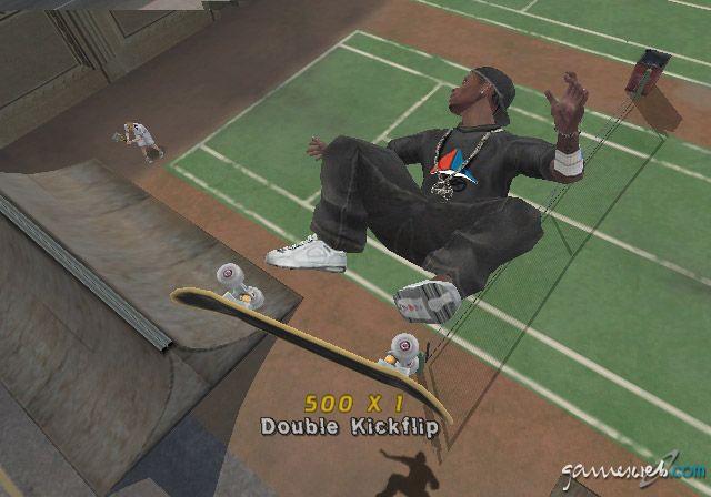 Tony Hawk's Pro Skater 4  Archiv - Screenshots - Bild 4
