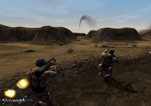 Conflict: Desert Storm  Archiv - Screenshots - Bild 5