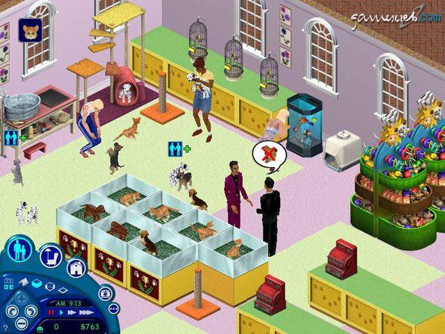 Sims: Tierisch gut drauf  Archiv - Screenshots - Bild 6