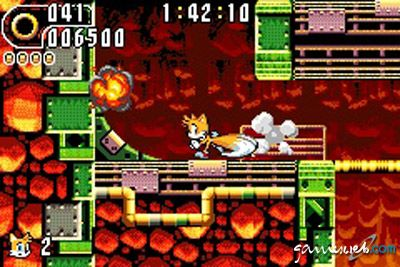 Sonic Advance 2  Archiv - Screenshots - Bild 4