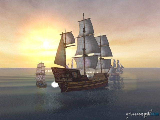 Sea Dogs 2  Archiv - Screenshots - Bild 2