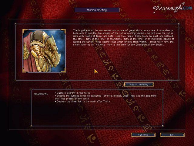 Kohan: Battle of Ahriman - Screenshots - Bild 4