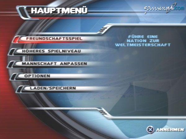 Red Card Soccer - Screenshots - Bild 2