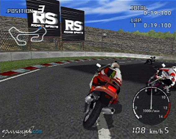 Riding Spirits  Archiv - Screenshots - Bild 12