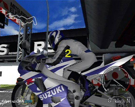Riding Spirits  Archiv - Screenshots - Bild 11