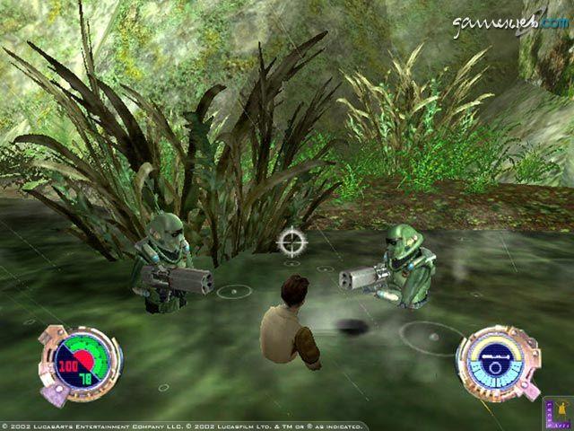 Star Wars Jedi Knight II: Jedi Outcast  Archiv - Screenshots - Bild 13