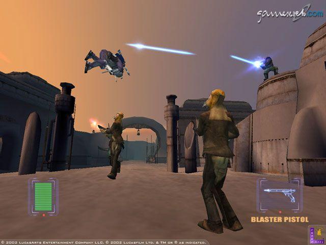 Star Wars Bounty Hunter  Archiv - Screenshots - Bild 19