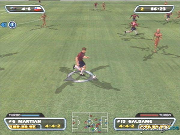 Red Card Soccer - Screenshots - Bild 16