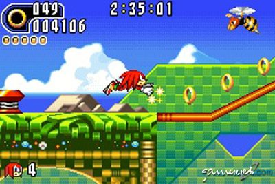 Sonic Advance 2  Archiv - Screenshots - Bild 3