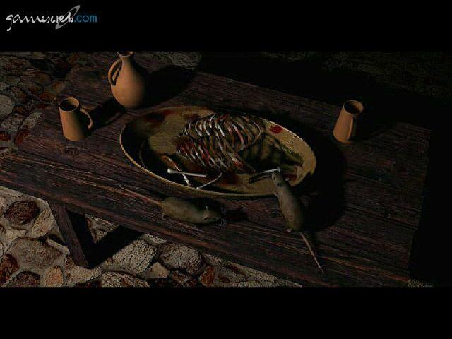 Necromania - Trap of Darkness  Archiv - Screenshots - Bild 19