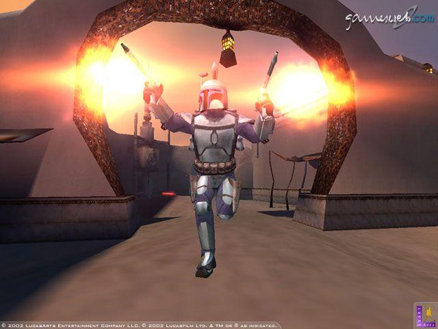 Star Wars Bounty Hunter  Archiv - Screenshots - Bild 33