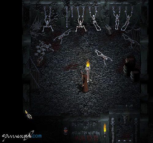 Necromania - Trap of Darkness  Archiv - Screenshots - Bild 12