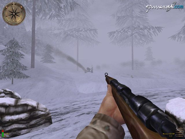 Medal of Honor: Allied Assault Spearhead  Archiv - Screenshots - Bild 18