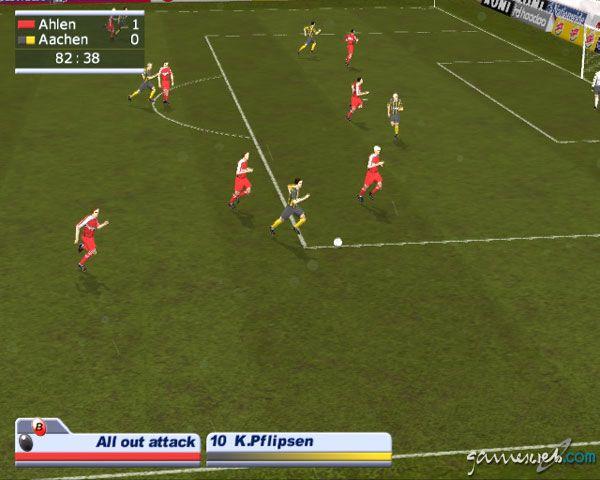 BDFL Manager 2003  Archiv - Screenshots - Bild 11
