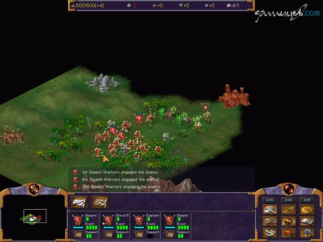 Kohan: Battle of Ahriman - Screenshots - Bild 6
