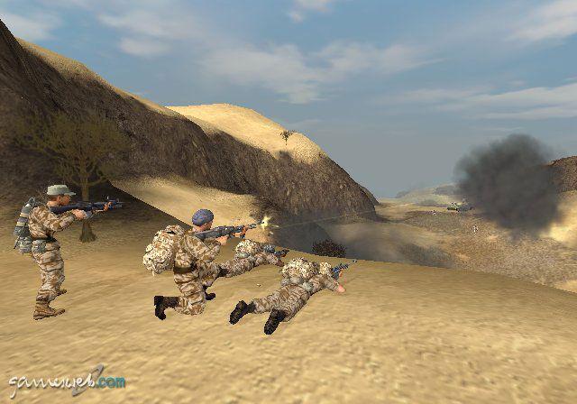 Conflict: Desert Storm  Archiv - Screenshots - Bild 4