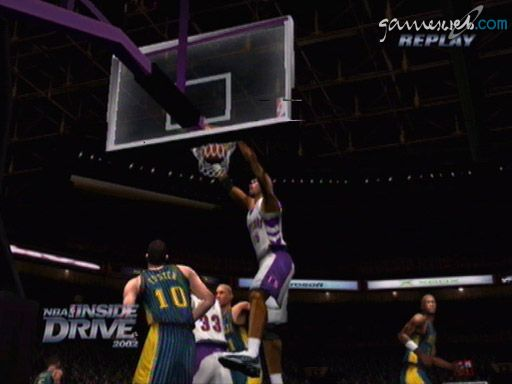 NBA Inside Drive 2002 - Screenshots - Bild 21