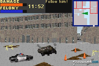 Driver 2 Advance  Archiv - Screenshots - Bild 5