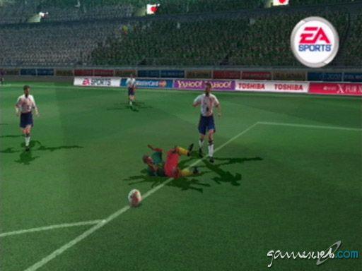 FIFA Fussball Weltmeisterschaft 2002 - Screenshots - Bild 4