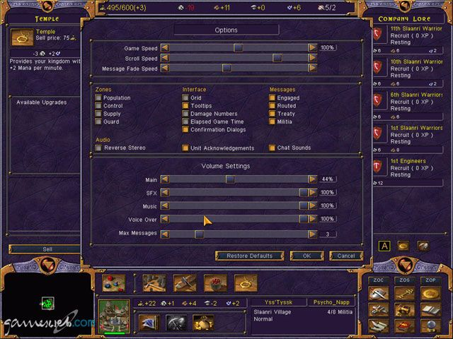 Kohan: Battle of Ahriman - Screenshots - Bild 10