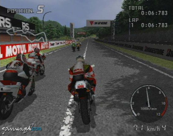 Riding Spirits  Archiv - Screenshots - Bild 10