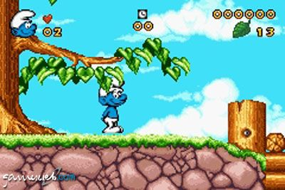 Revenge of the Smurfs  Archiv - Screenshots - Bild 9