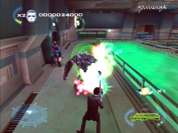 Men in Black 2: Alien Escape - Screenshots - Bild 16