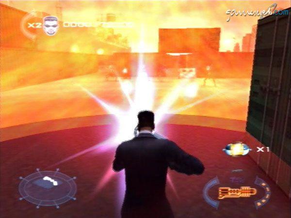 Men in Black 2: Alien Escape - Screenshots - Bild 12