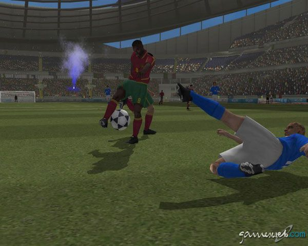 This Is Football 2003  Archiv - Screenshots - Bild 8