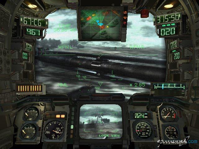 Steel Battalion  Archiv - Screenshots - Bild 9