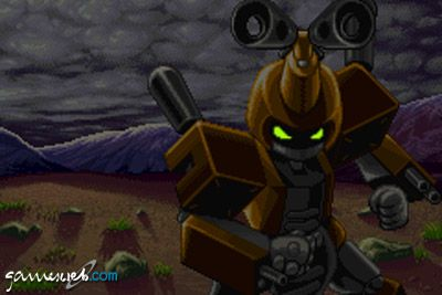 Medabot RPG: Metabee  Archiv - Screenshots - Bild 2