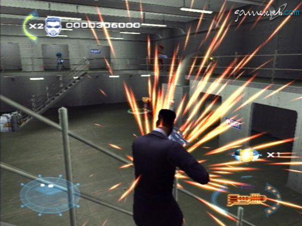 Men in Black 2: Alien Escape - Screenshots - Bild 14