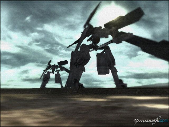 Steel Battalion  Archiv - Screenshots - Bild 3
