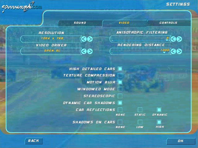Virtual Racer: Jacques Villeneuve's Racing Vision  Archiv - Screenshots - Bild 3