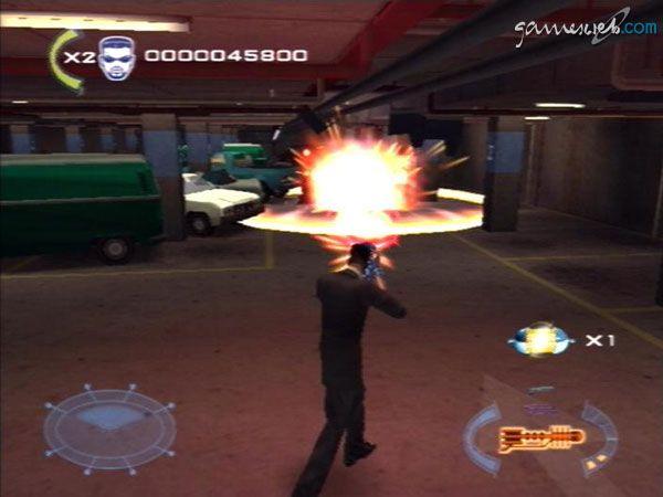 Men in Black 2: Alien Escape - Screenshots - Bild 6