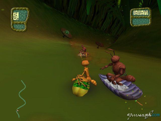 Antz Extreme Racing - Screenshots - Bild 18