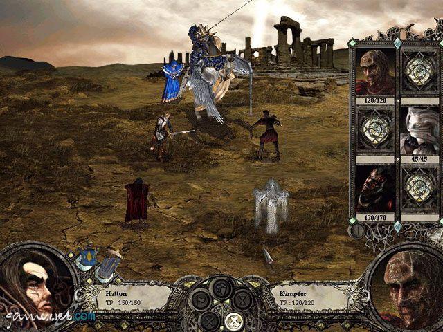Disciples II: Dark Prophecy - Screenshots - Bild 7