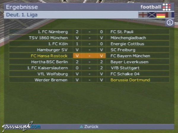 BDFL Manager 2002 - Screenshots - Bild 18