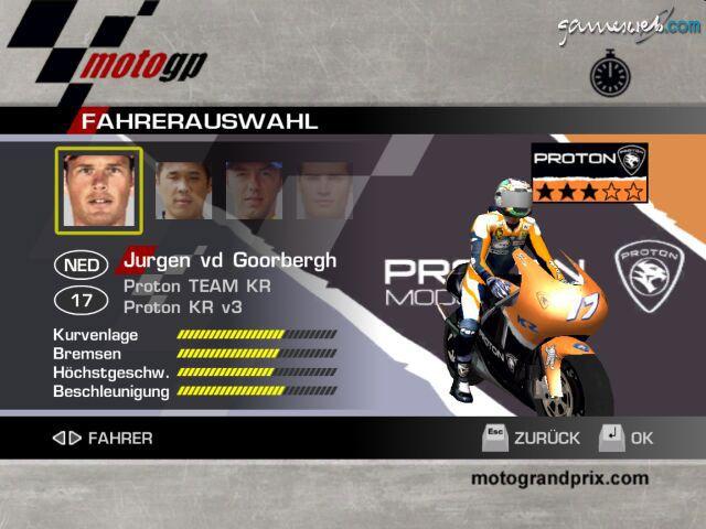 MotoGP: Ultimate Racing Technology - Screenshots - Bild 8
