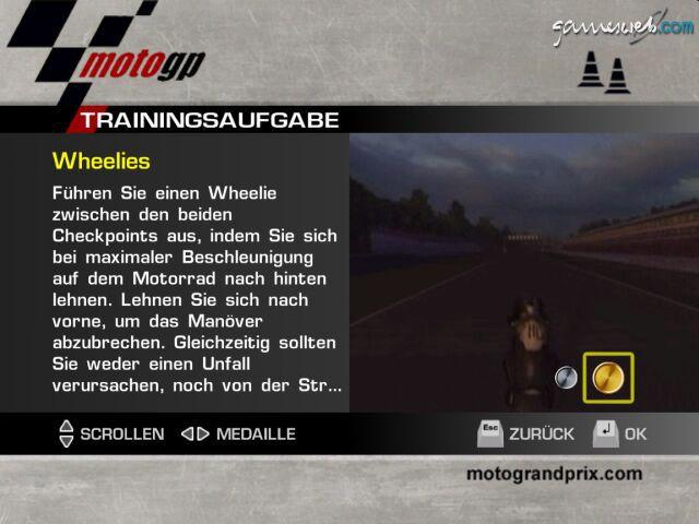 MotoGP: Ultimate Racing Technology - Screenshots - Bild 13