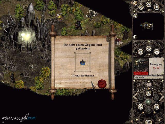 Disciples II: Dark Prophecy - Screenshots - Bild 12