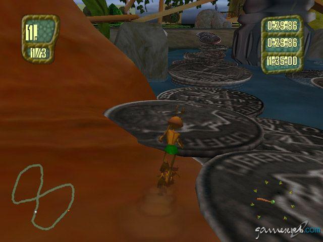 Antz Extreme Racing - Screenshots - Bild 10