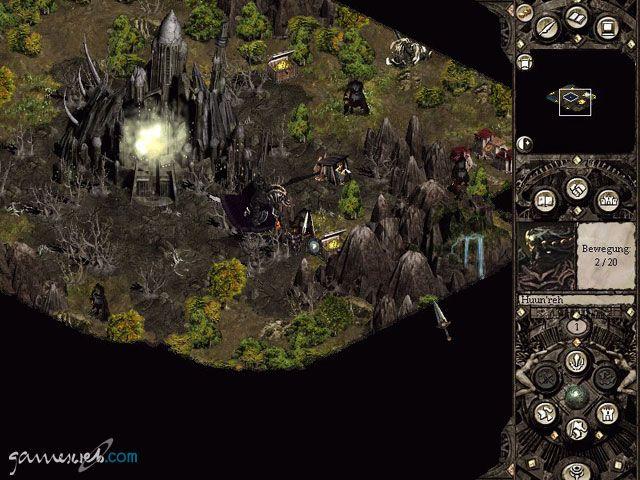 Disciples II: Dark Prophecy - Screenshots - Bild 11