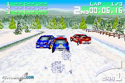 Colin McRae Rally 2.0  Archiv - Screenshots - Bild 5