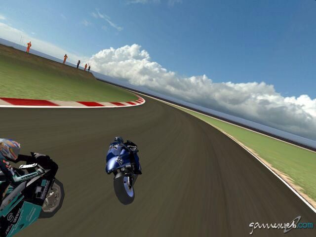 MotoGP: Ultimate Racing Technology - Screenshots - Bild 3