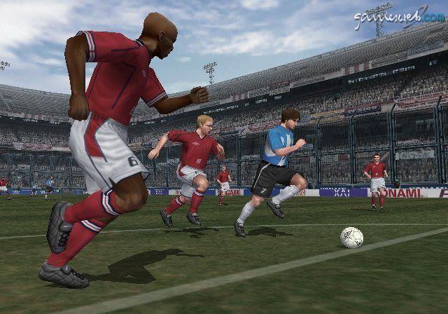 Pro Evolution Soccer 2  Archiv - Screenshots - Bild 13