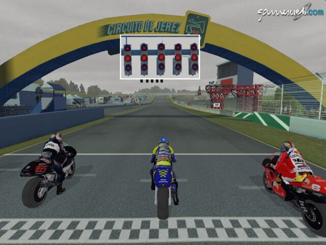 MotoGP: Ultimate Racing Technology - Screenshots - Bild 19